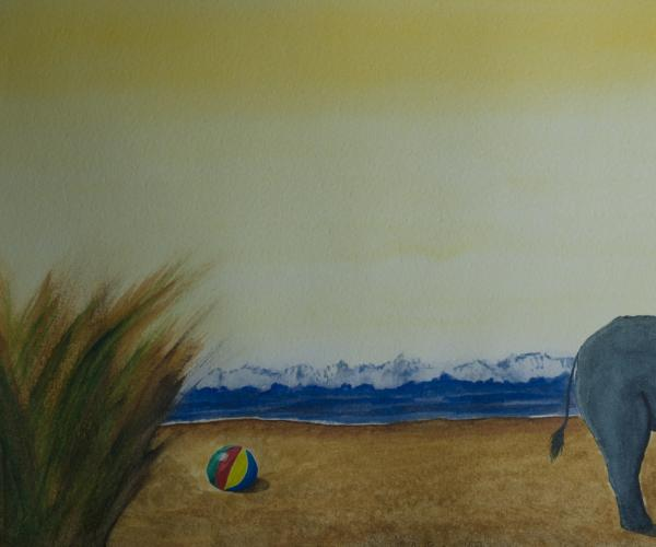 acquerello / watercolour cm 25x17